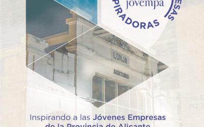 Jaime Signes-Enertia recibe el galardón 'Empresa Inspiradora 2019' de Jovempa